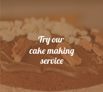 Cake making service
